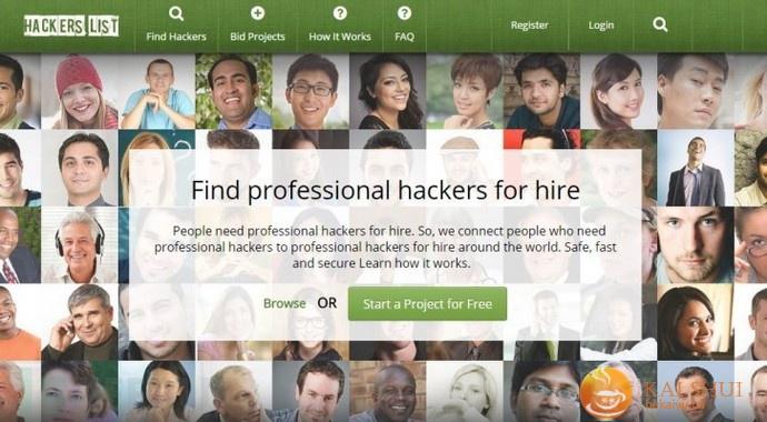 """年初火了一把的""""雇佣黑客""""网站Hacker's List,现在还好吗?"""