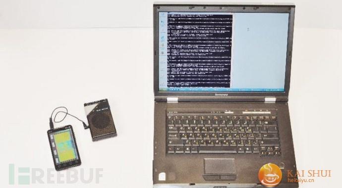 利用无线电波窃取计算机密码