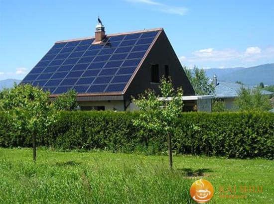 能量墙与家庭电厂