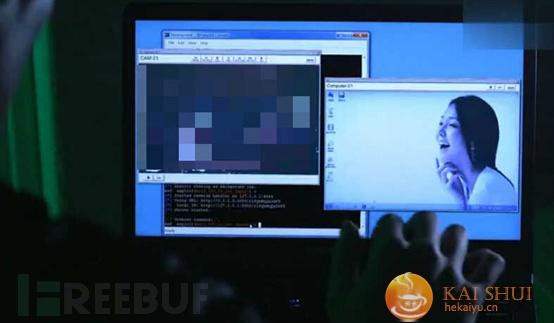 跟我学姿势:电影中真实存在的无线黑客技术